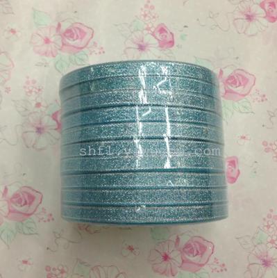 DIY gift wrap 0.6 cm color onions wedding Ribbon gift box packaging