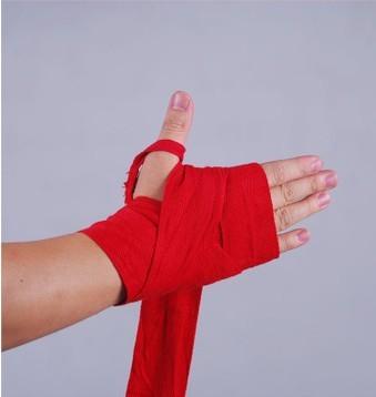 型 号:狂神纯棉绷带   材 质:棉   颜 色:红色 白色 黑色   规 格:1