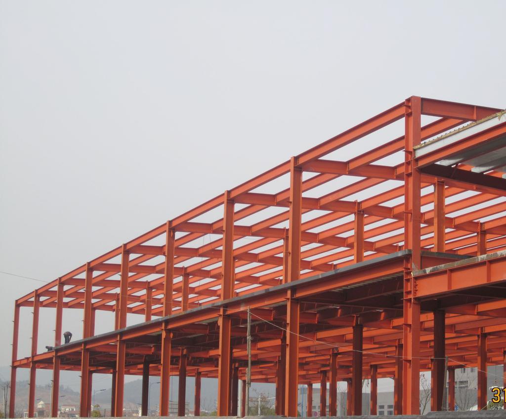 钢结构工程 钢结构仓库 钢结构别墅 钢结构厂房 超高层楼房 大型体育