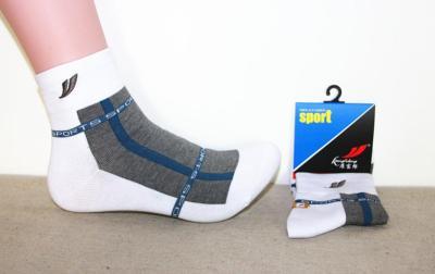 Cotton socks in the autumn and winter in the heavy socks men's sports socks.