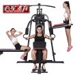 three people stand multi function training device fitness equipment manufacturers direct HJ-B072