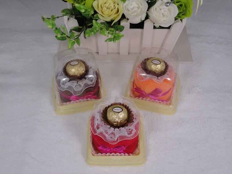 Supply Box Of Chocolates Wedding Gift Towel Towels Gift Towel Towel