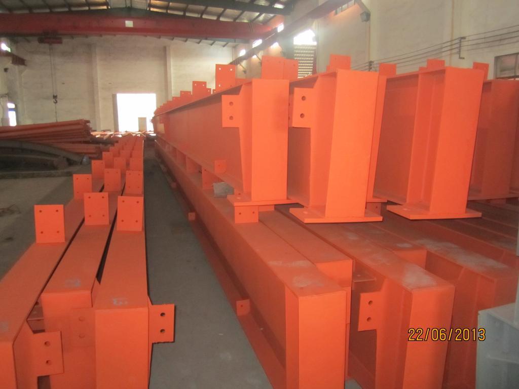 供应钢结构厂房 钢结构别墅 钢结构车间 钢结构设计等