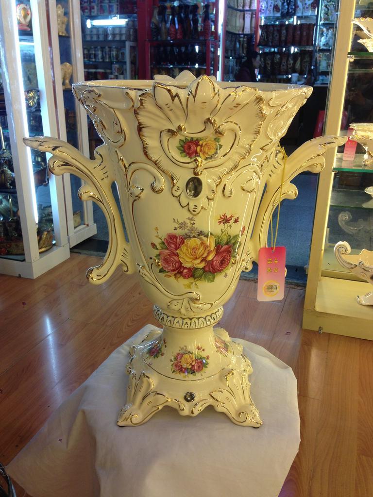 欧式大花瓶 价格