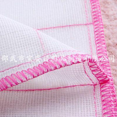 Extra thick dishwashing bubaijie-oil cloth Korea dish cloth bamboo fibers 8302