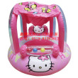 PVC inflatable cartoon water supplies four bath boat and tent boat factory direct