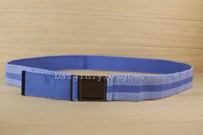 BAIJIN canvas belts leisure belts for men and women fashion Joker Korean belts DM080324