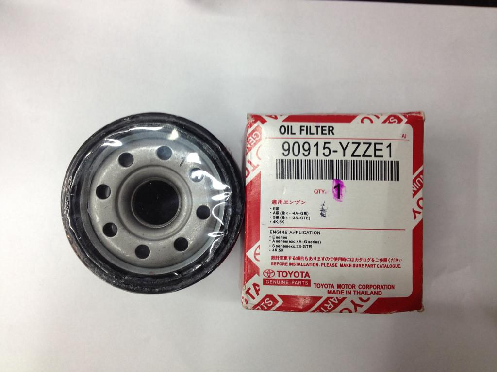 丰田机油滤清器高清图片