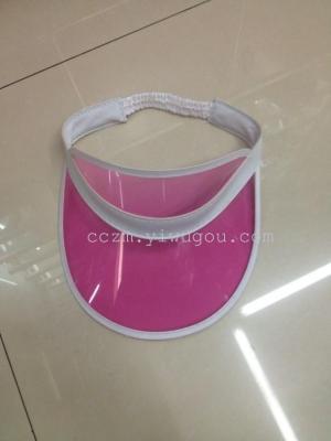 UV-resistant PVC Sun caps