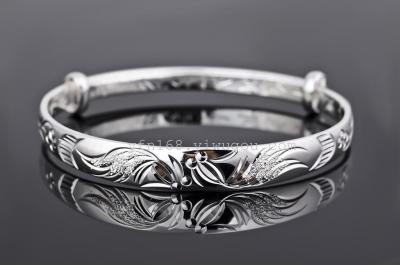fine 925 sterling silver bracelets & bangles Up-grade quality pure 925 silver material bracelet GNSZ0113