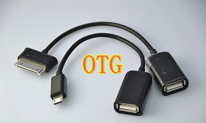 v8口三星otg转接线数据线micro转usb连接线手机
