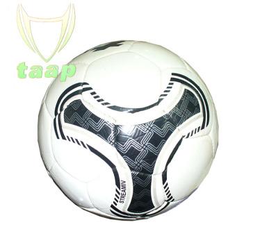 Advanced TPU soccer taap hand-sewn soccer