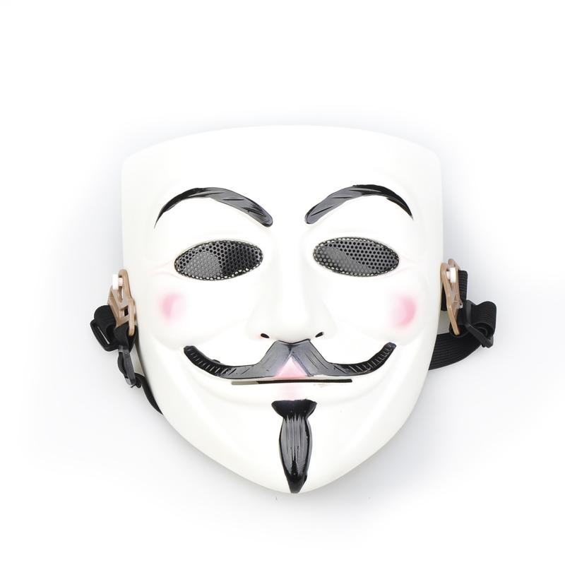 生产直销 笑脸面具 户外野战面具 防护面具_ 王联友商