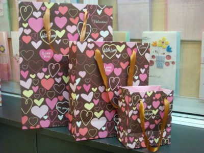 The high-grade EC bag, gift bag