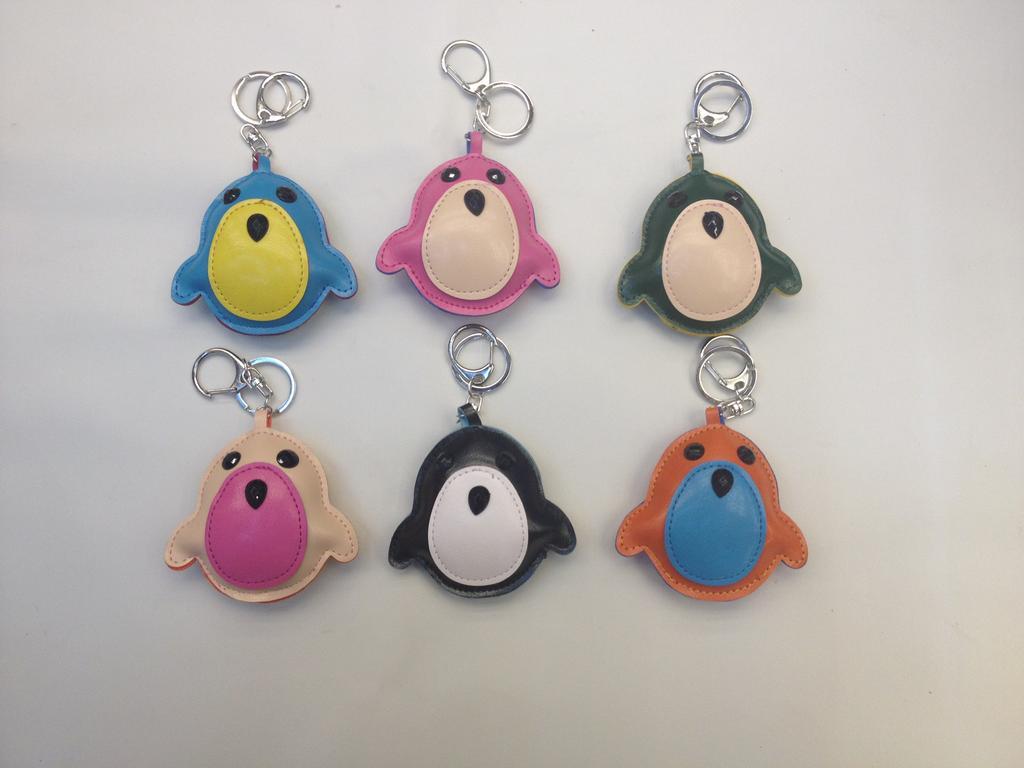 韩版小动物钥匙扣,包包挂件