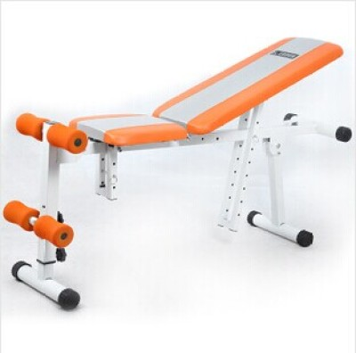 Fly's home multi-function supine Board up small birds dumbbell bench fitness Chair fitness equipment