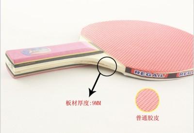 Training,Regail A406 table tennisracket,pingpong racket