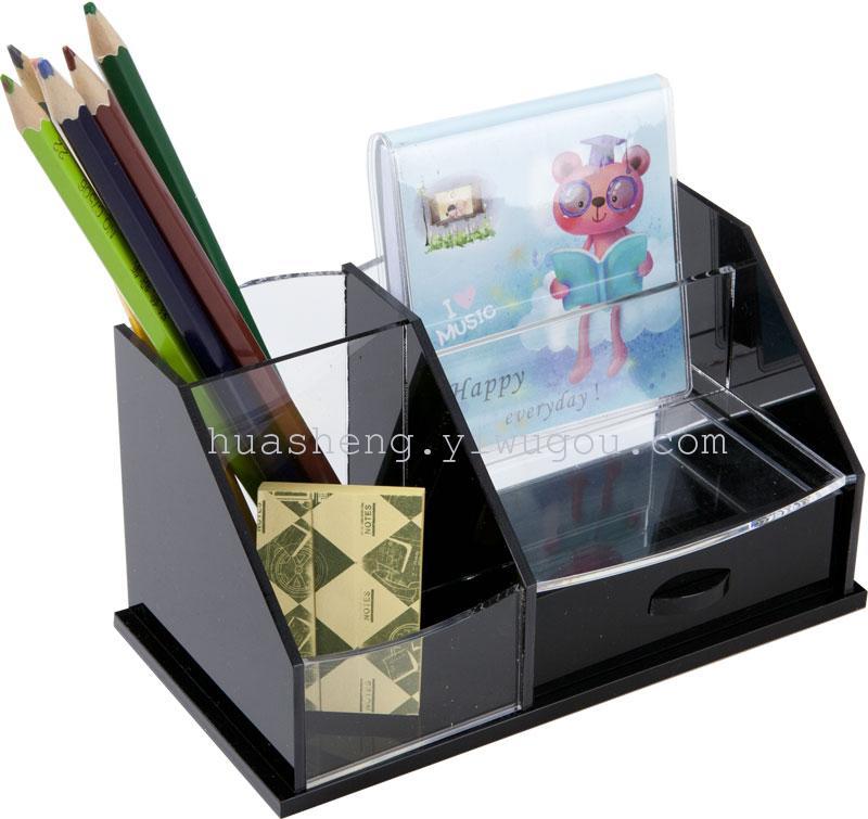 Supply acrylic business card holder pen holder pen holder acrylic business card holder pen holder pen holder colourmoves