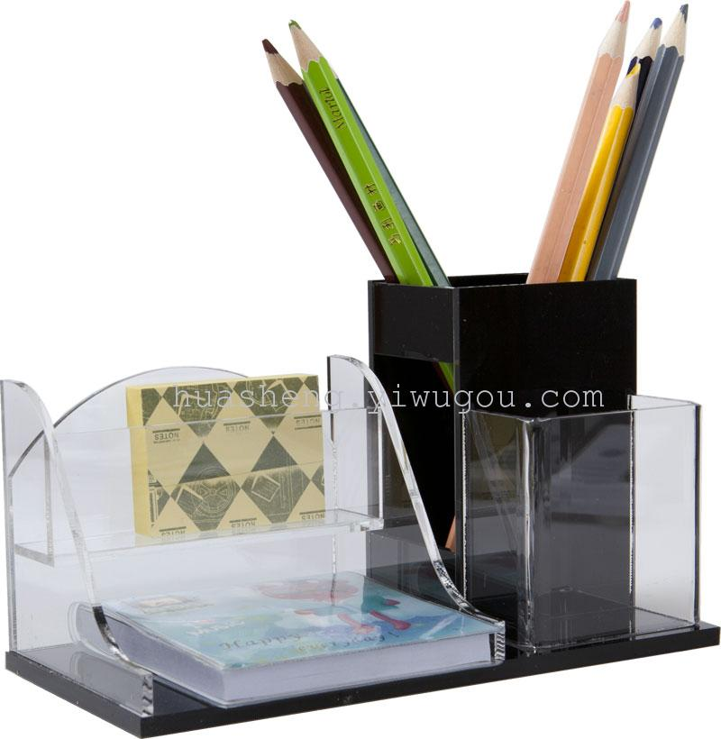Supply office acrylic pen holder business cards office acrylic pen holder business cards colourmoves