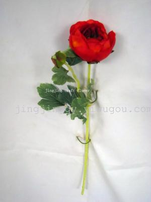 Factory direct high-end artificial flowers Roses artificial flowers artificial plants artificial flower corsage bow