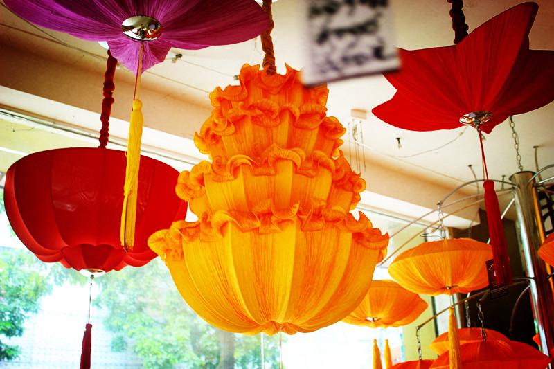 室内灯笼装饰图片大全/幼儿园纸灯笼装饰图案/幼儿园最简单手工灯笼