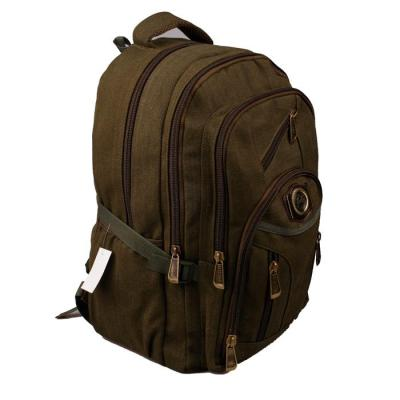 Mountaineering bag Briefcase 600D 600D primary 600D students double backpack 600D