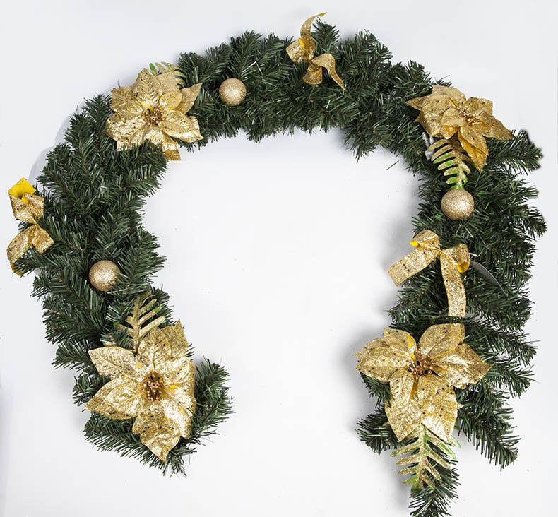 圣诞饰品 圣诞藤条 装饰用品_ 盛发工贸公司_ 义乌城
