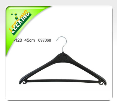 Garment accessories plastic clothes rack