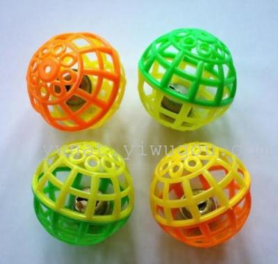 Plastic Cat Toys,Plastic Rugby ball  Pet Toys