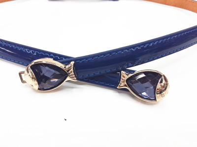 Fashion fish drill on small belt buckle waist and women in women's clothes on the spot wholesale