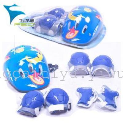 Shuangpai roller skate protective gear
