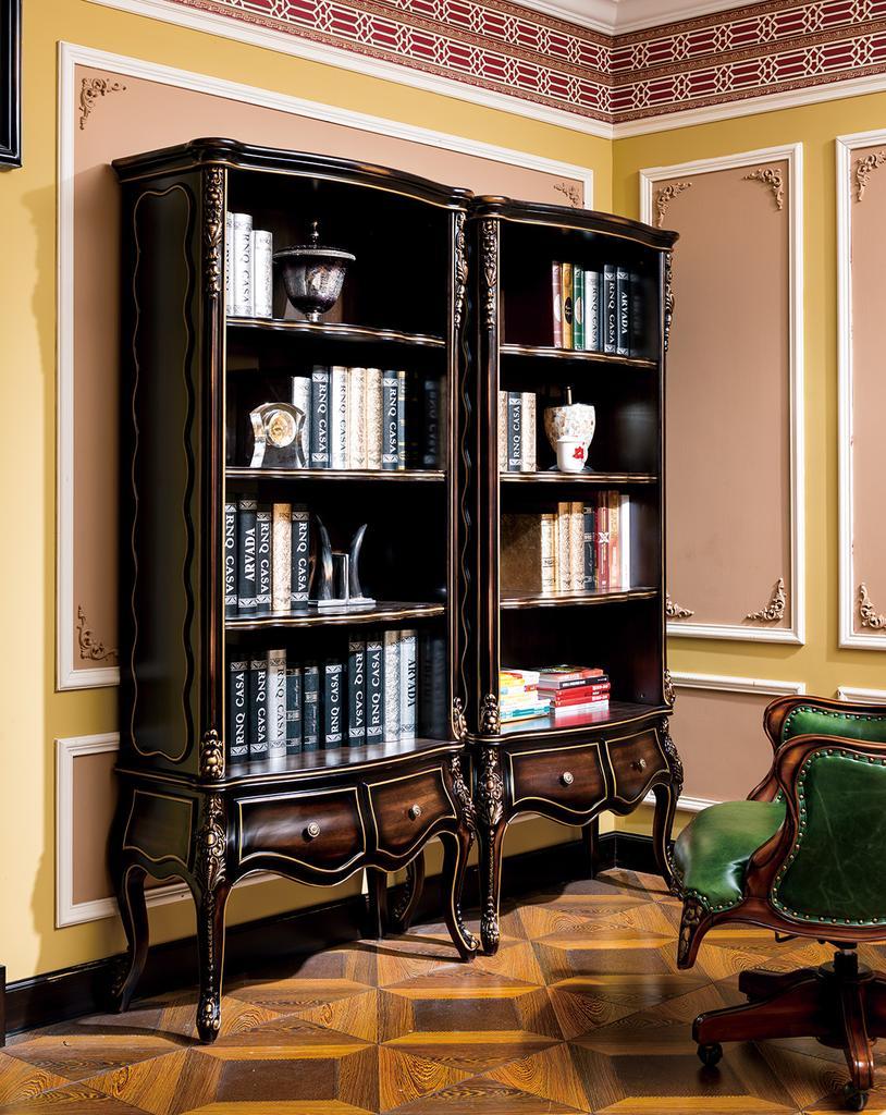 市场 义乌家具市场 3楼 欧式古典家具 罗奈琪家具         书桌,书柜