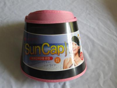 UV-proof cotton lace campaign Cap