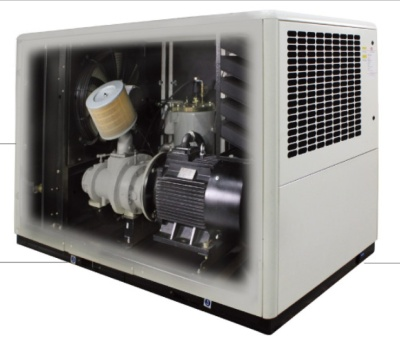 IR Ingersoll-Rand air compressor Ingersoll-Rand screw compressor V55-7