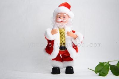 Dancing Santa Claus Christmas gift Classic Christmas gift exquisite Christmas gift