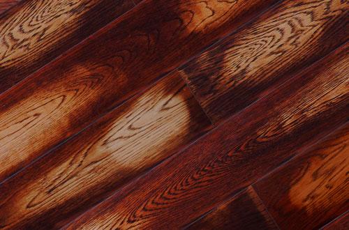 和邦盛世木艺地板 明雅系列—老船木