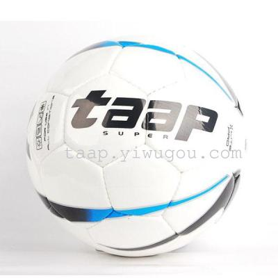 Amber glory taaP advanced TPU soccer football 5th hand-sewn soccer