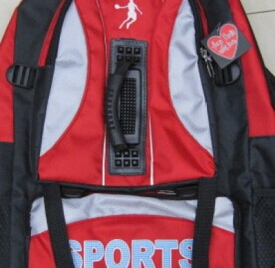 Korean wave man bag backpack sports backpack