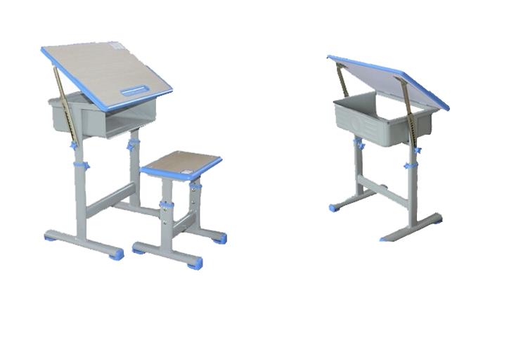 jy-02绘画桌美术桌椅写生桌画画桌画板架