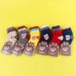 Wholesale boys girls thicken cotton socks baby socks warm socks towel socks multicolor
