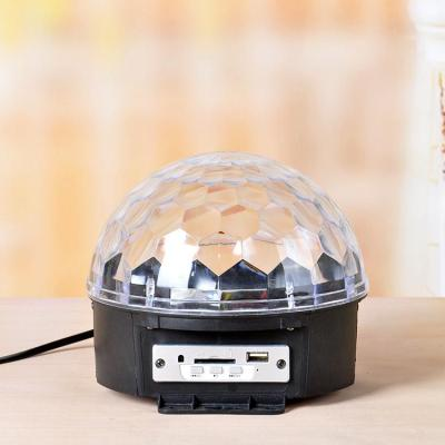 Bestselling MP3 Crystal Light LED par light wedding light-activated remote strobe lamp stage lamp