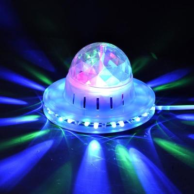 LED48 small ball bars KTV small lights flying saucer that the Sun lights with light circular lamp stage lamp