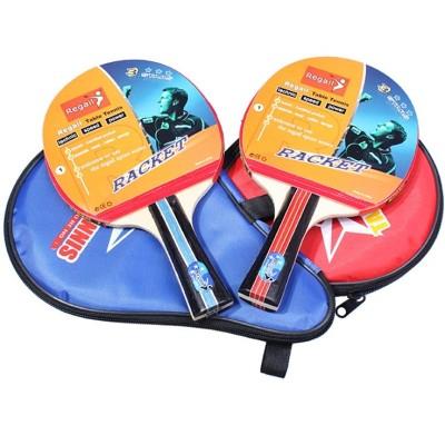 factory supply,Regail 8818  table tennisracket,pingpong racket