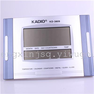 kadio kd 3809 operating instructions