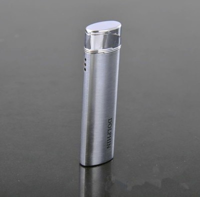 Genuine welcome HY055 metal plating windproof lighters and smoking accessories wholesale