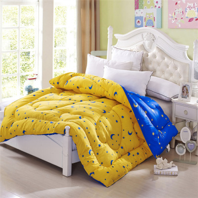 Yiwu snow pigeon double protect warm winter quilt the quilt manufacturer wholesaler.
