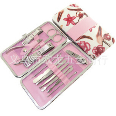 Manicure set manicure kit nail Clipper set nail art tools