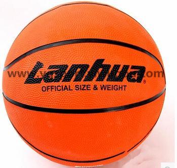 Lanhua G2304N rubber basketball