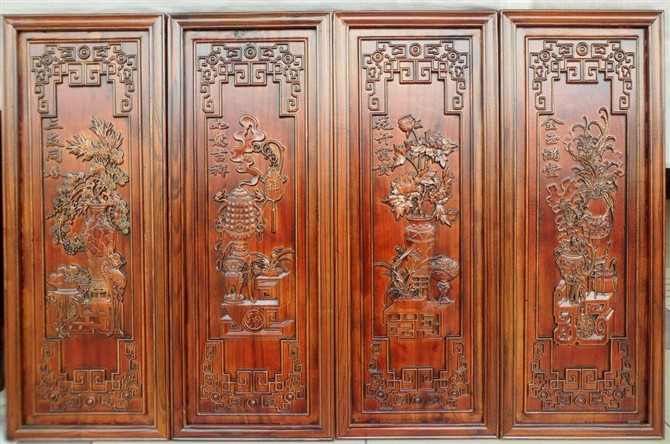 古典  中式 产地:义乌 画心质地:高档进口红木 框条材质:高档木料红木