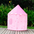 Korea hot selling children's toy Princess Castle tent super wealthy children tents play house baby